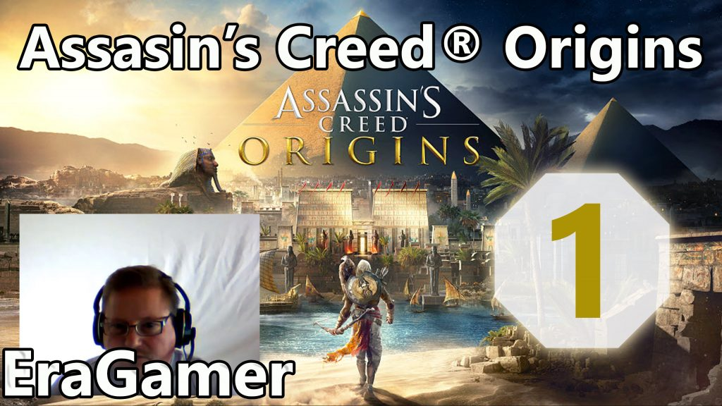 Assassin's Creed® Origins, Siwa Ep 1 - The Oasis