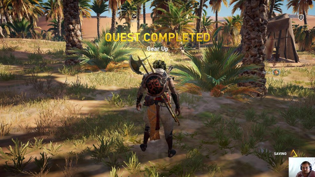 Assasin's Creed® Origins - Siwa Ep 2 - Gear Up Completed