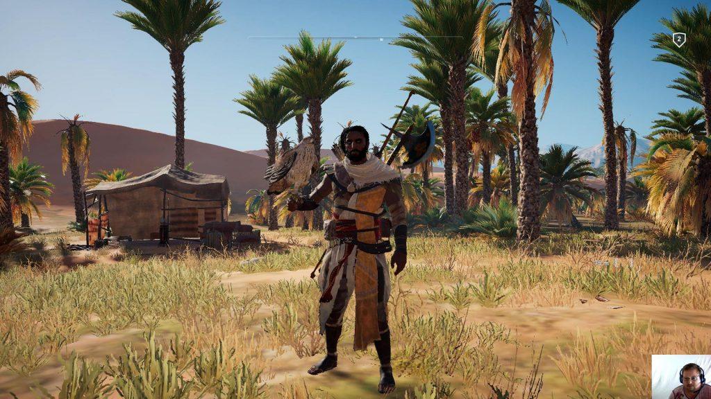 Assassin's Creed Origins - Siwa Ep 2 - Gear Up