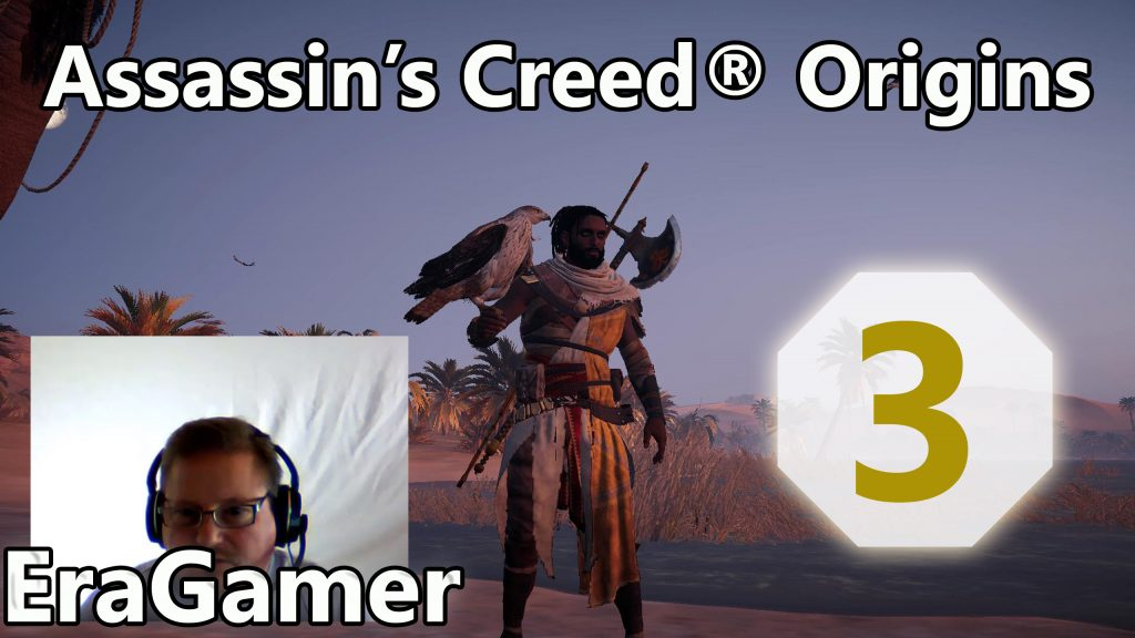 Assassin's Creed® Origins - Siwa Ep 3 - Hidaway og Mountain of the Dead Tomb