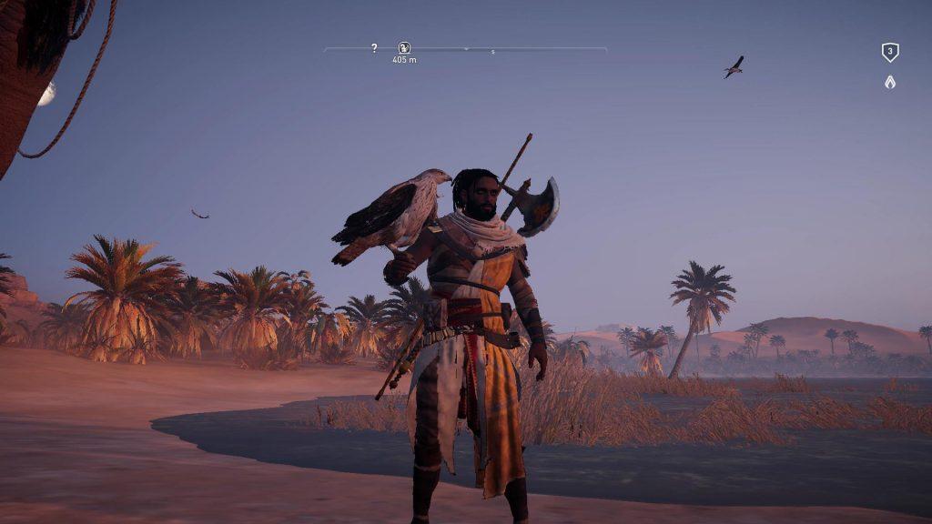 Assassin's Creed® Origins - Siwa Ep 3 - Selfie