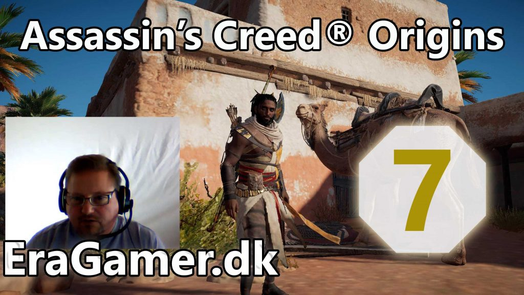 Assasin's Creed® Origins - Siwa ep 7 - Home (Location)
