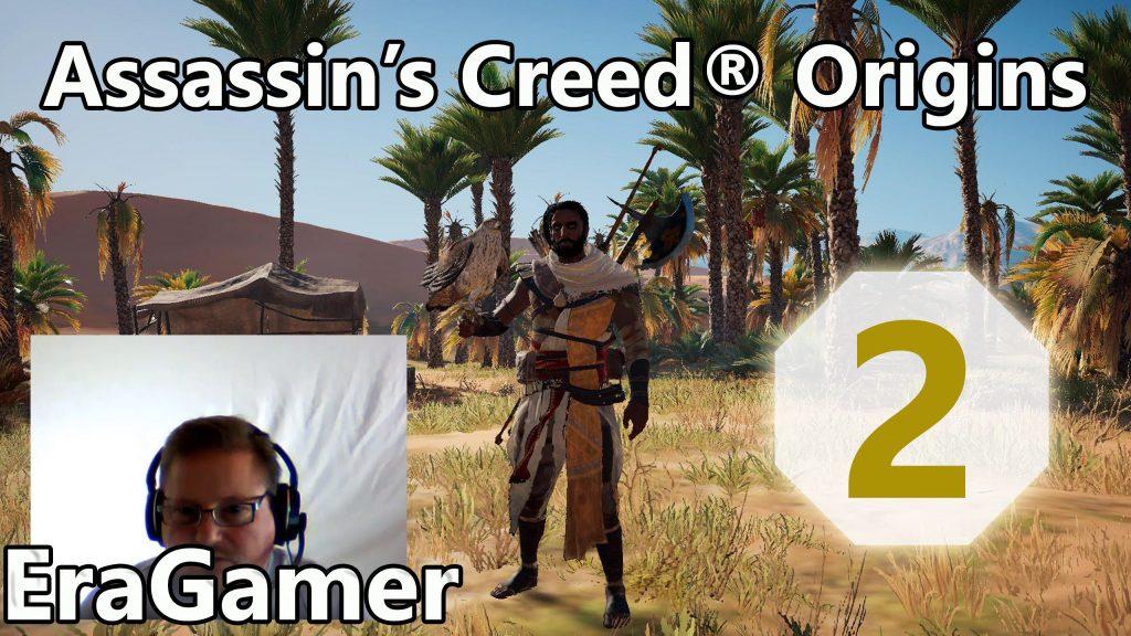 Assassin's Creed® Origins - Siwa Ep 2 - Gear Up