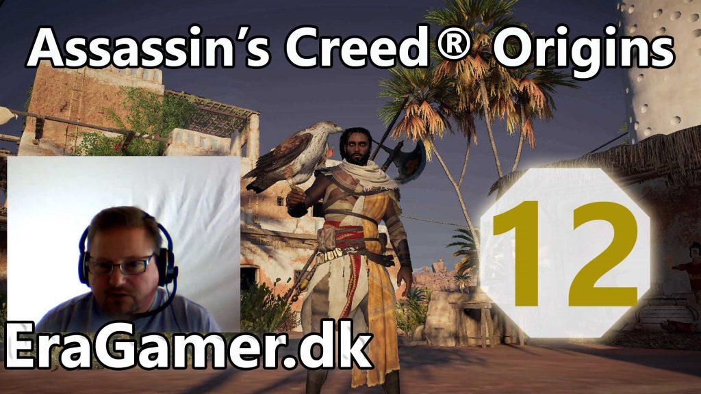 Assassin's Creed® Origins - Siwa ep 12 - The False Oracle