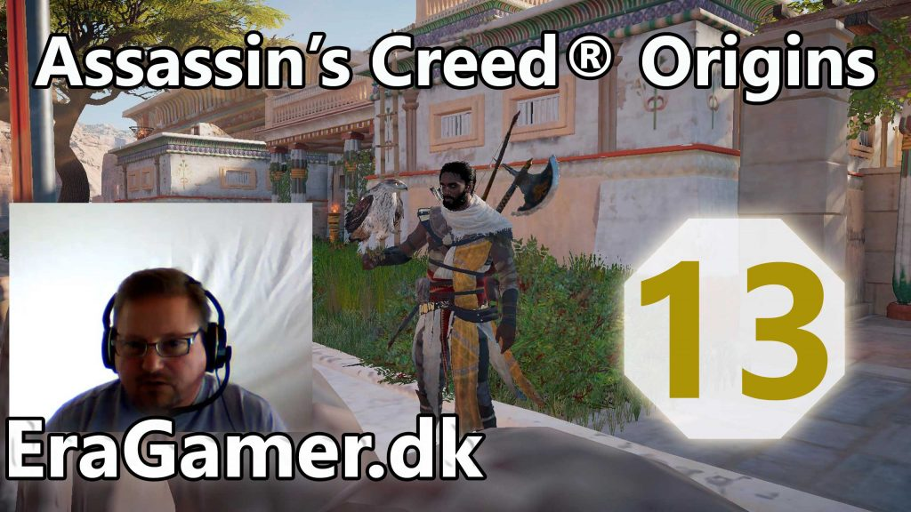 Assassin's Creed® Origins - Siwa ep 13 - Prisoners in the Temple og Temple of Amun