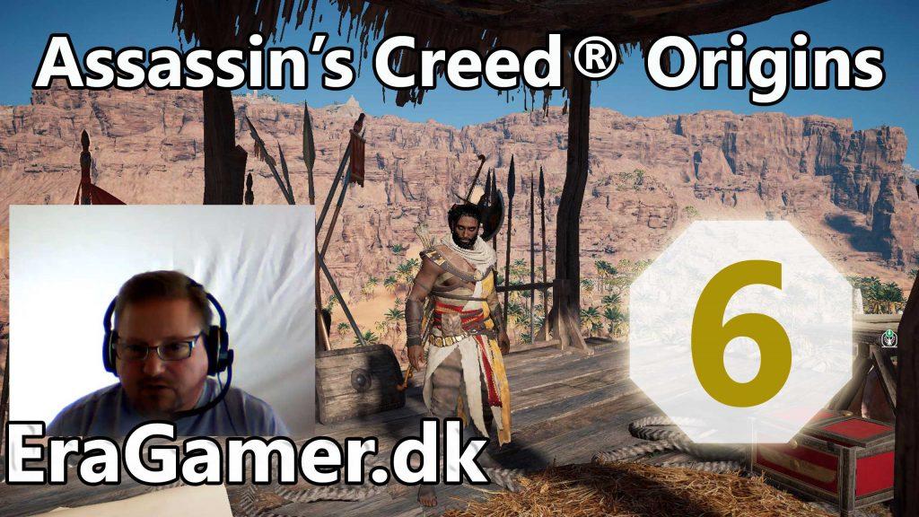 Assasin's Creed ® Origins - Siwa ep 6 - Camp Shetjeh (Location)