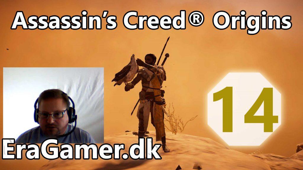 Assassin's Creed® Origins - Siwa ep 14 - Last Fast Travel in Siwa