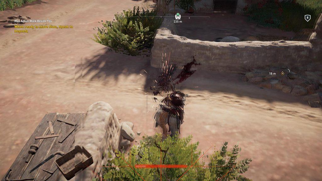 Det gør naller at hoppe ned fra tårnet