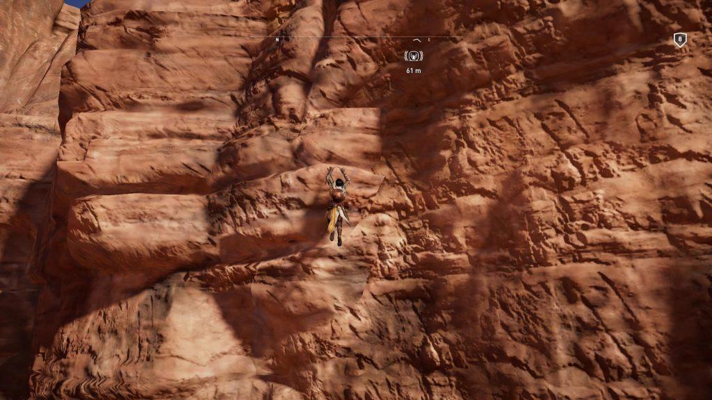 Jeg er funking sej til at klatre